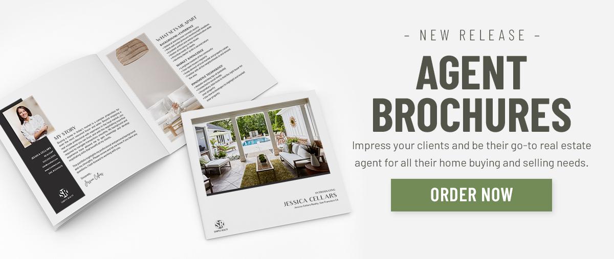 New Agent Brochures