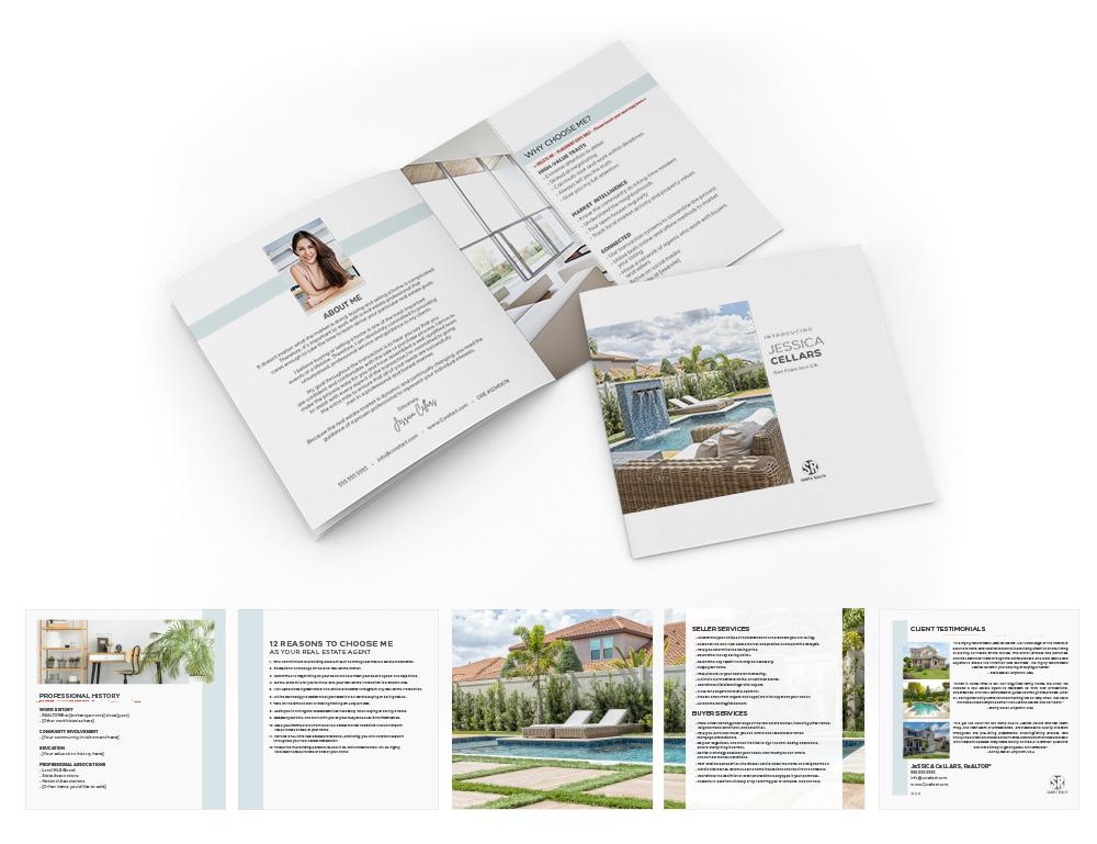 Corefact Agent Brochure - Modern Breeze