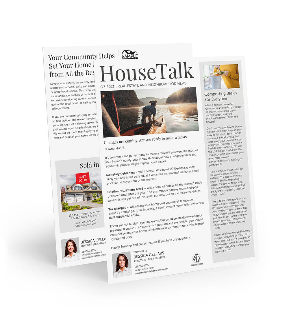 Corefact House Talk - Quarterly - Q3