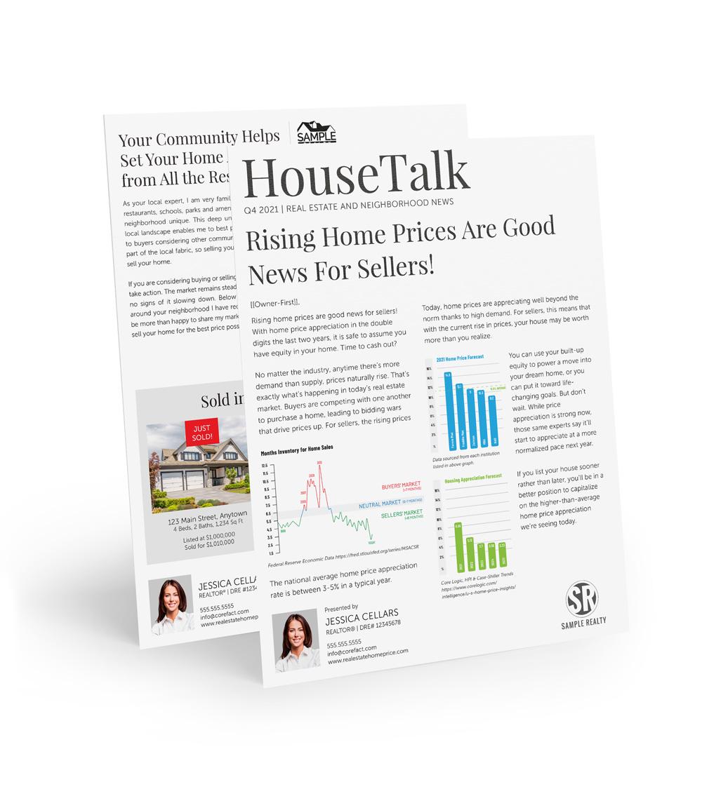 Corefact House Talk - Quarterly - Q4