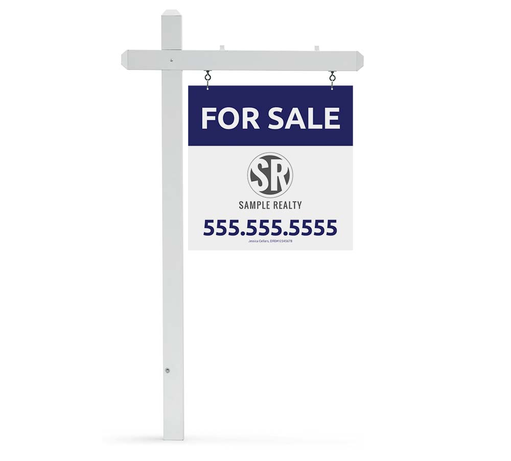 Corefact Yard Sign - Color Top