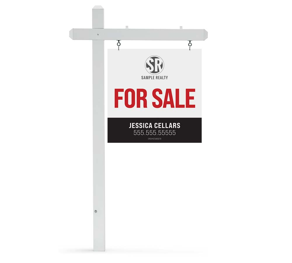 Corefact Yard Sign - Standard 01