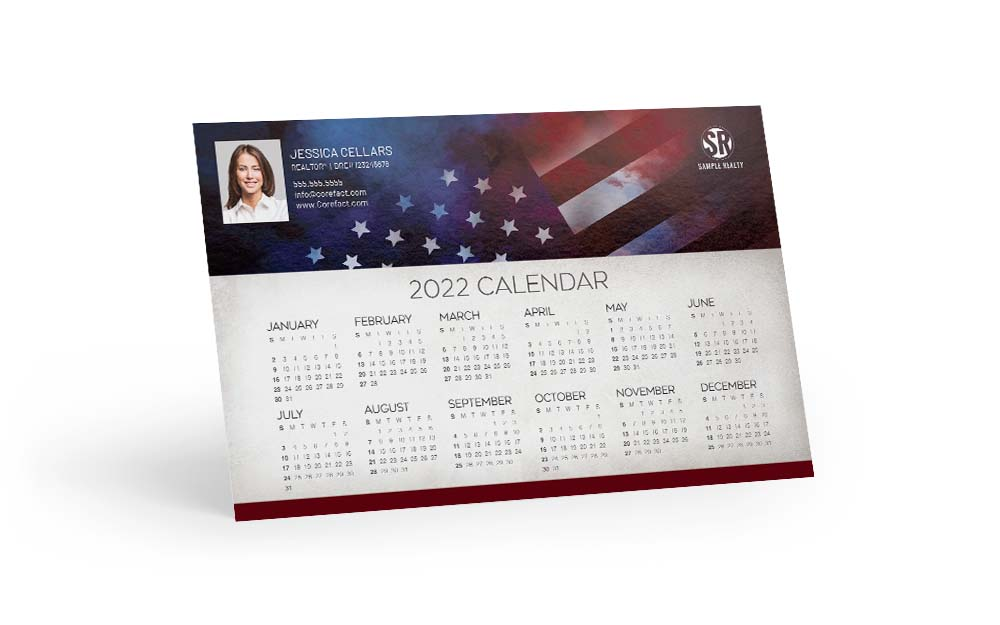 Corefact Magnets - Calendar 2022-06 (Print Only)