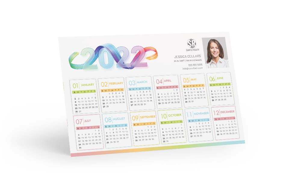 Corefact Magnets - Calendar 2022 - 07 (Print Only)