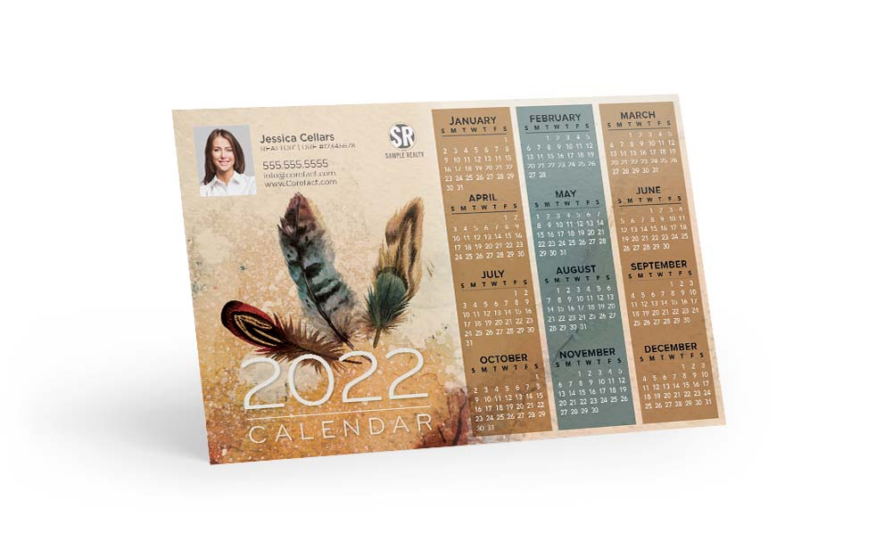 Corefact Magnets - Calendar 2022 - 09 (Print Only)