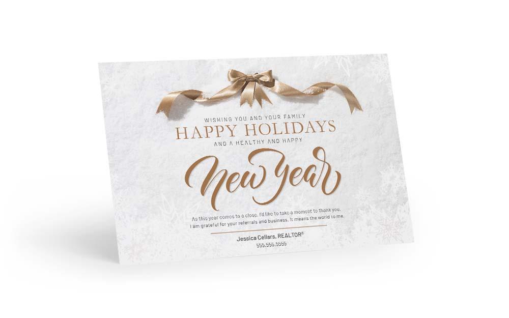 Corefact Seasonal - Happy Holidays/New Years