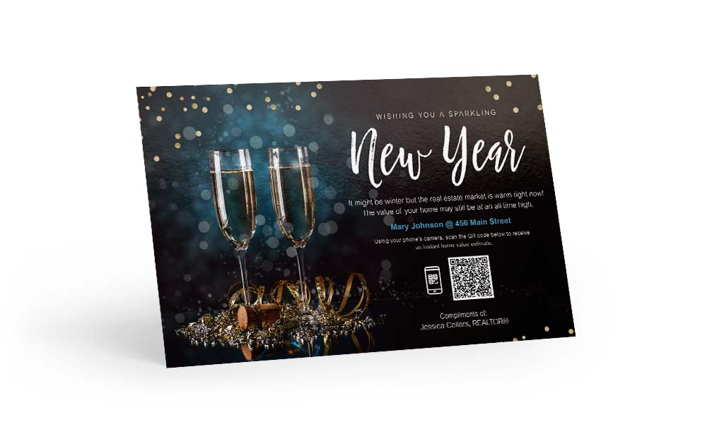 Corefact Seasonal - QR Estimate New Year